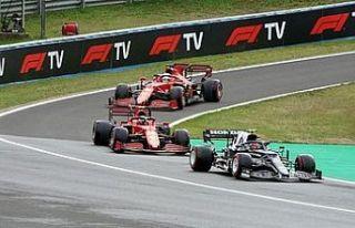 Formula 1'de Max Verstappen yeniden lider koltuğunda