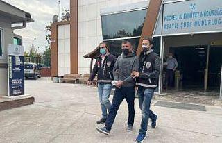 Kocaeli'de belediye işçisinin öldürülmesiyle...