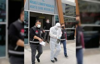 Pazarlama personelinin firmanın tahsilat günü öldürüldüğü...