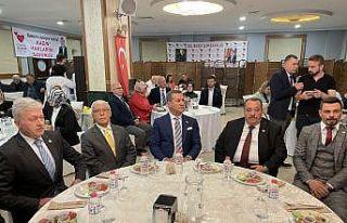 TDP Genel Başkanı Sarıgül, Balıkesir'de...
