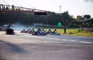 Türkiye Karting Şampiyonası 6. ayak yarışları...