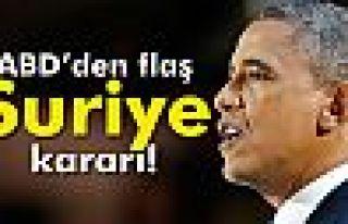 ABD, Suriye'ye Özel Operasyon Gücü gönderecek
