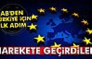 AB'den 3 milyar Euro'luk fon için ilk adım