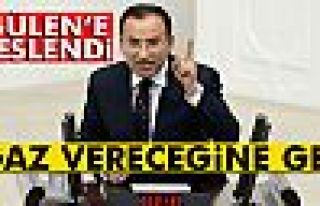 Adalet Bakanı Bozdağ, Fethullah Gülen'e seslendi