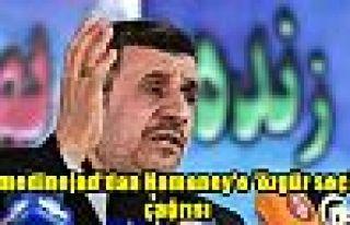 Ahmedinejad'dan Hamaney'e 'özgür seçim' çağrısı