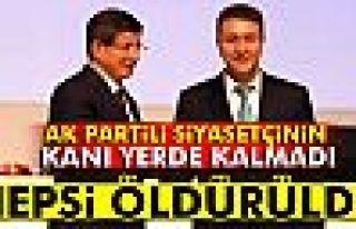 Ahmet Budak'ı öldüren teröristler öldürüldü