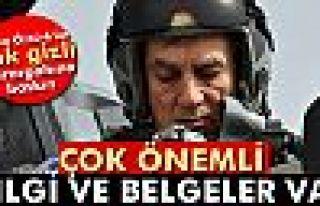 Akın Öztürk'ün İzmir'deki çok gizli karargahına...