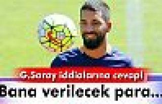 Arda Turan Galatasaray iddialarına cevap verdi