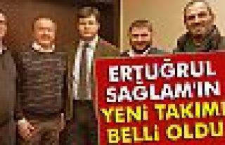Aytemiz Alanyaspor'un yeni Teknik Direktörü Ertuğrul...
