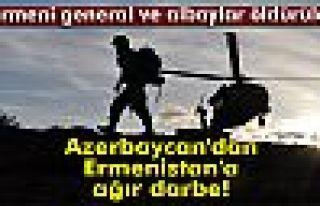 Azerbaycan, Ermenistan'ın Karabağ'daki Komuta...