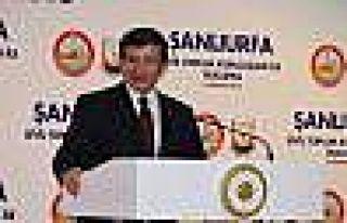 Başbakan Davutoğlu, Şanlıurfa'da STK Ve Kanat...