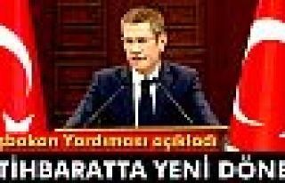 Başbakan Yardımcısı Canikli: 'İstihbaratta köklü...