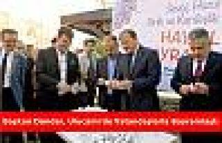 Başkan Dündar, Ulucami'de Vatandaşlarla Bayramlaştı