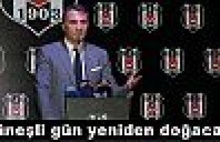 Beşiktaş Kulübü Başkanı Orman: Güneşli gün...