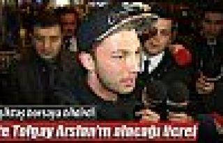 Beşiktaş, Tolgay Arslan'ı borsaya bildirdi