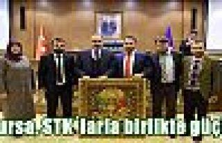 Bursa, STK'larla birlikte güçlü