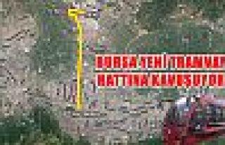 Bursa yeni tramway hattına kavuşuyor
