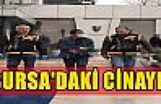 Bursa'daki cinayet