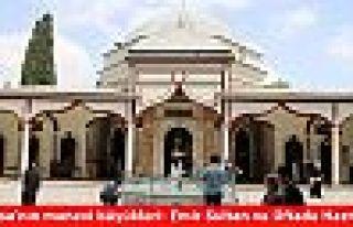 Bursa'nın manevi büyükleri: Emir Sultan ve Üftade...