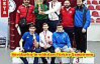 Büyükşehir'in yıldızları Türkiye Şampiyonu