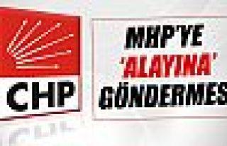 CHP'li Koç: Alayına karşıyız tavrıyla Türkiye...