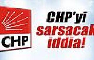 CHP'yi sarsacak iddia
