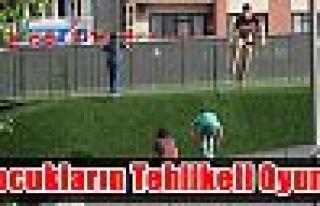 Çocukların Tehlikeli Oyunu
