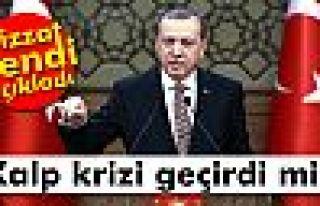 Cumhurbaşkanı Erdoğan kalp krizi geçirdi mi?
