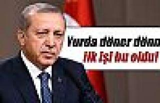 Cumhurbaşkanı Erdoğan'dan, yazar Şenler'e...