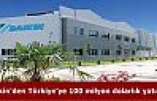 Daikin'den Türkiye'ye 100 milyon dolarlık yatırım