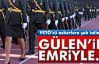Darbeci FETÖ'cü askerler Gülen'in emriyle eşlerini...