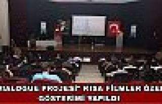 DIALOGUE PROJESİ KISA FİLMLER ÖZEL GÖSTERİMİ...