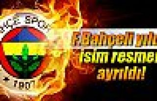 Dirk Kuyt, Fenerbahçe'den resmen ayrıldı!