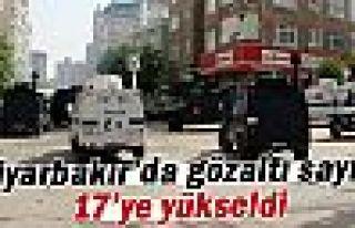 Diyarbakır'daki silahlı saldırıda gözaltı sayısı...