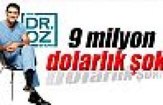 Dünyaca ünlü doktor Mehmet Öz'e 9 milyon dolarlık...