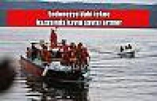 Endonezya'daki tekne kazasında kayıp sayısı artıyor