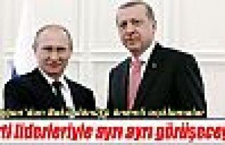 Erdoğan: 'Görevlendirme yapmadan önce ayrı ayrı...