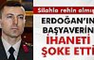 Erdoğan'ın başyaveri Yazıcı'nın ihanetini...