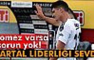 Eskişehirspor 1-2 Beşiktaş -Maç özeti-
