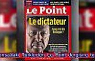 Fransa'daki Türklerden Le Point dergisine tepki