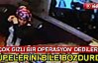 Genç kadını ağlatan sahte polislerden biri yakalandı