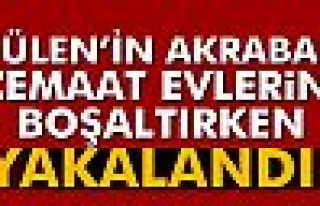 Gülen'in akrabası Kocaeli'de cemaat evlerini...