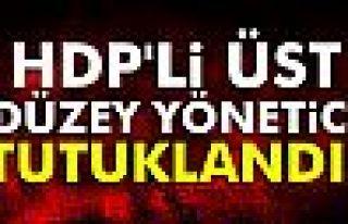 HDP Eş Genel Başkan Yardımcısı ile birlikte 6...