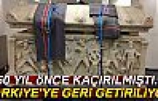 'Herakles' lahid Türkiye'ye getiriliyor!