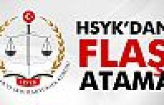 HSYK'dan Yüksek Yargıya atama