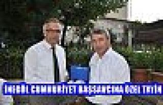 İnegöl Cumhuriyet Başsavcısı Osman Köse'ye...