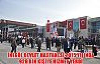 İnegöl Devlet Hastanesi 2015 Yılında 929 Bin Kişiye...