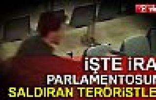 İşte İran parlamentosuna saldıran teröristler