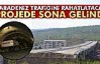 'Karadeniz trafiğini rahatlatacak Ordu Çevre Yolu...