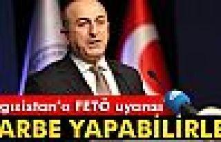 Kırgızistan'a FETÖ uyarısı: Darbe yapabilirler